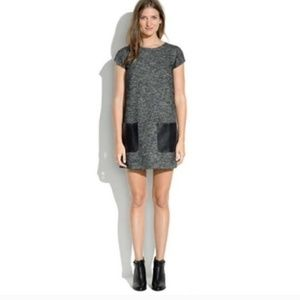 Madewell Wool Shift Dress